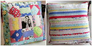 Engagement Cushion by www.madebyChrissieD.com