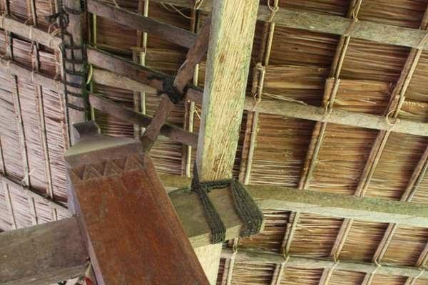rumah sasadu tanpa kayu