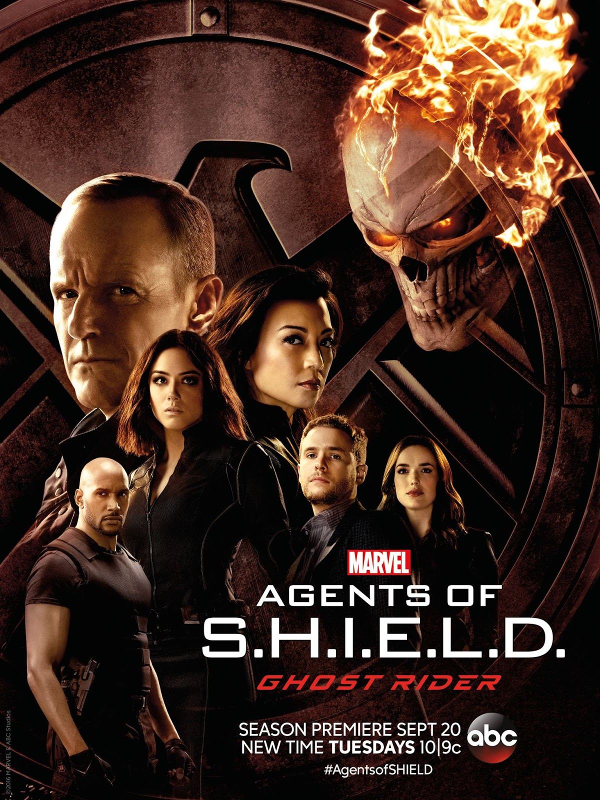 johnny jay says sci fi tv quick hits agents of shield the