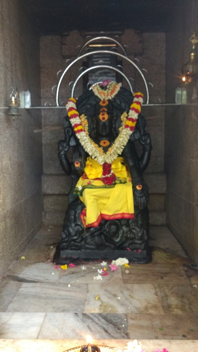 Lord Dakshinamurthy At Sri Kala Kaleshwarar Temple