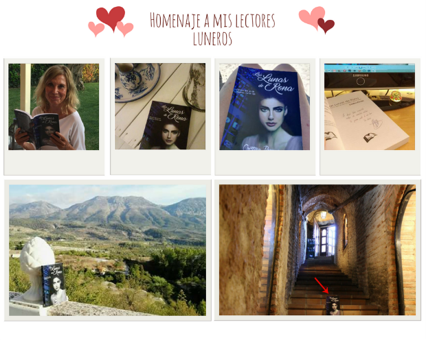 Las lunas de Rona novela lectores reseña