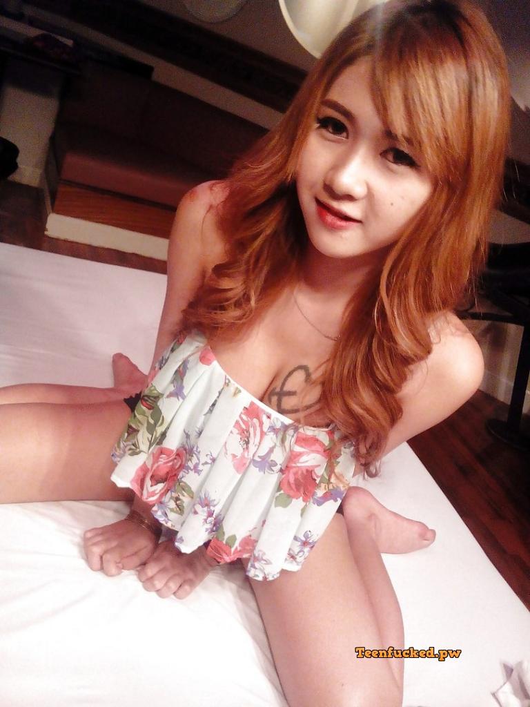 AOA1TwlhlYQ wm - Beautiful Thai girl cute big tits selfie 2020