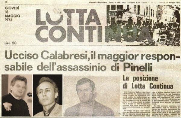 1972 Luigi Calabresi