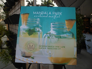 Mandala Park 6th Weekend Market At The City's Seat of Wellness