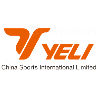 CHINA SPORTS INTL LIMITED (FQ8.SI) @ SG investors.io