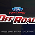 Ford Racing Off Road PSP ISO Free Download