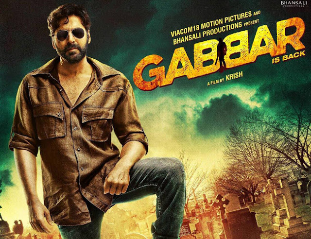 Gabbar is Back Movie