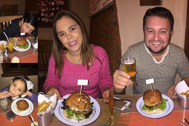 Sr Duíche uma hamburgueria gourmet maravilhosa em Penedo
