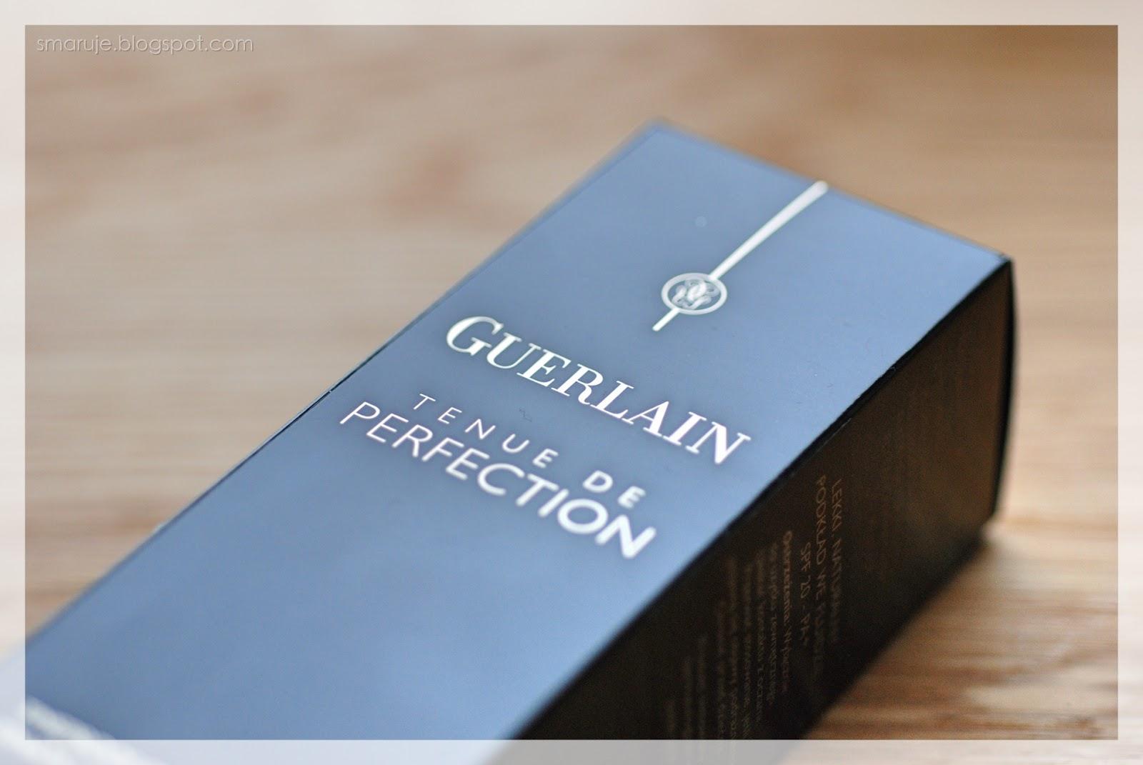 Mój ulubiony nie-ideał: Guerlain – Tenue de Perfection /recenzja/