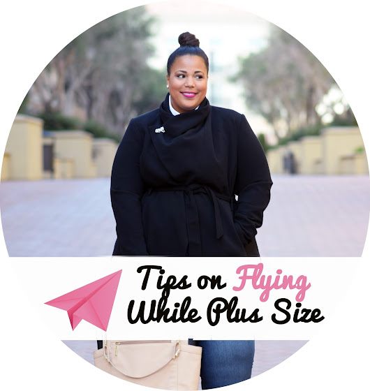 Tips on Flying Comfortably While Plus Sized