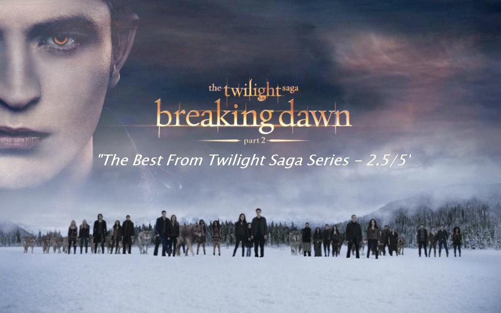 Movieneus Twilight Saga Breaking Dawn Part 2 2012 Epic Failnale