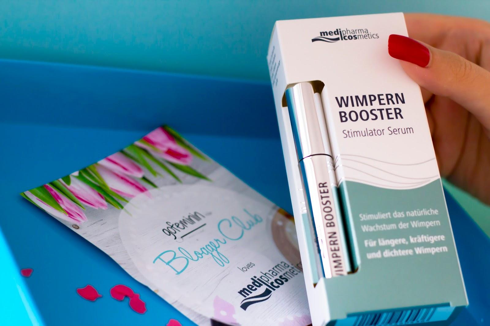 wimpern booster blogger club gofeminin twinz. Black Bedroom Furniture Sets. Home Design Ideas