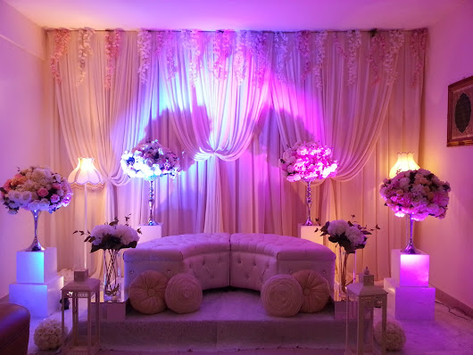 Bride To Be : Review Pelamin Rumah by D'azzuieena Bridal
