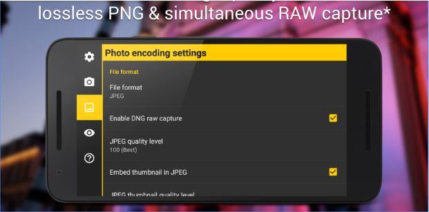 Download Gratis Camera FV-5 APK Aplikasi Kamera Android Terbaru