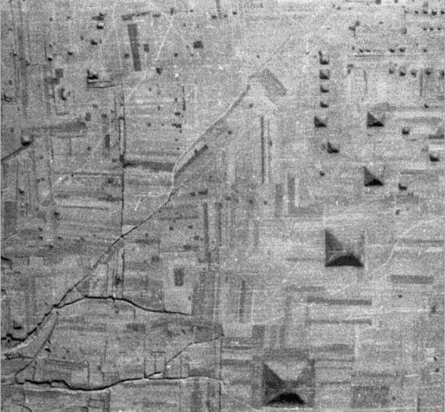 Pirámides chinas Xian