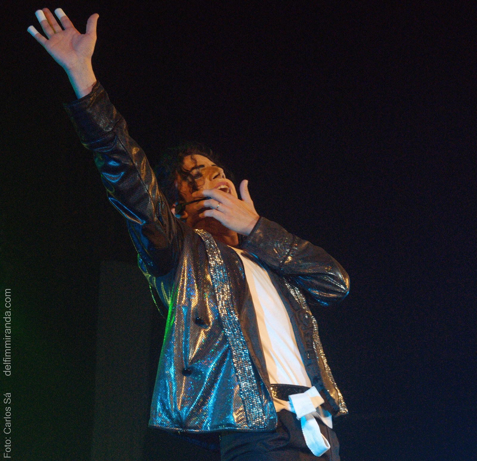 Delfim Miranda - Michael Jackson Tribute - Behind the Mask