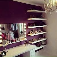 ideas para organizar el calzado estanterias