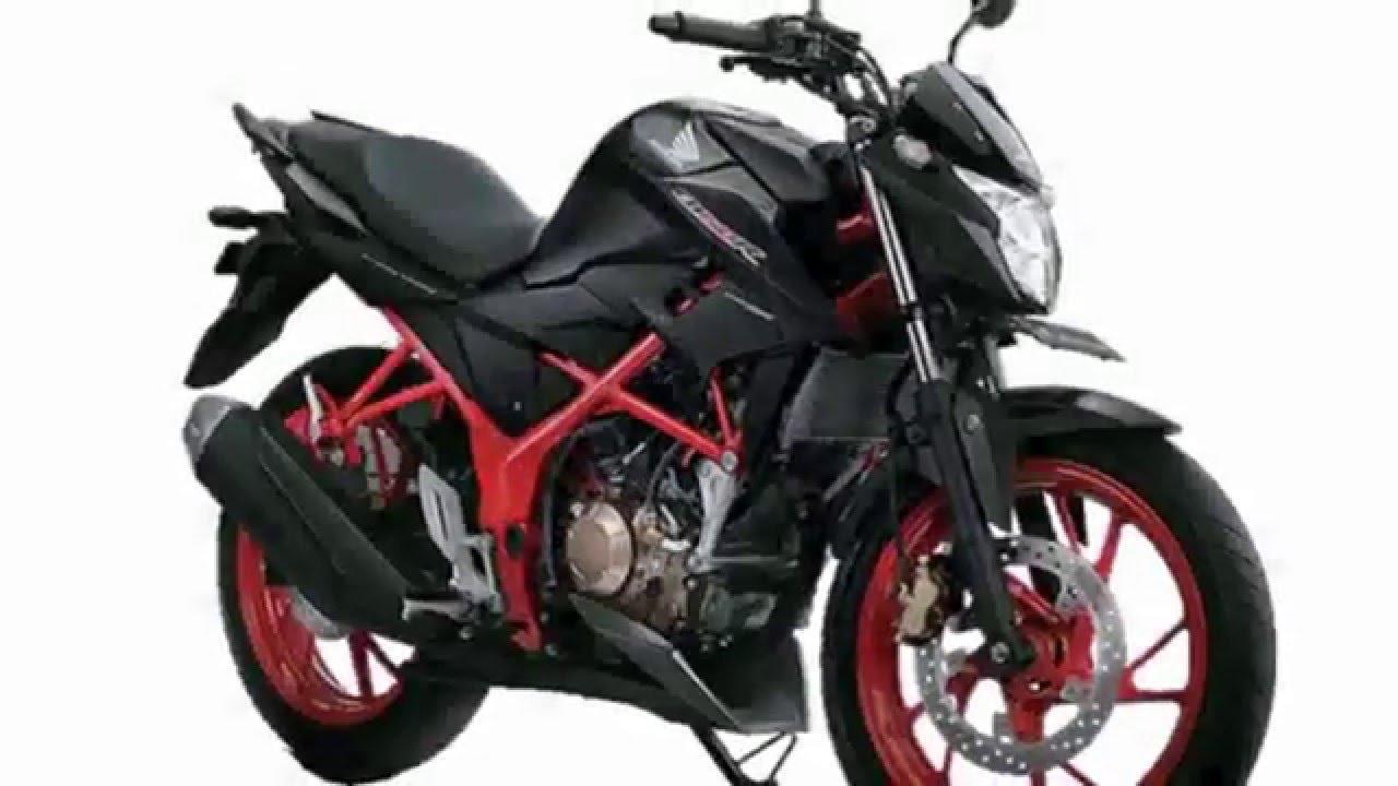 All New 2016 Honda CB150R Streetfire Black Color Hd Wallpapers