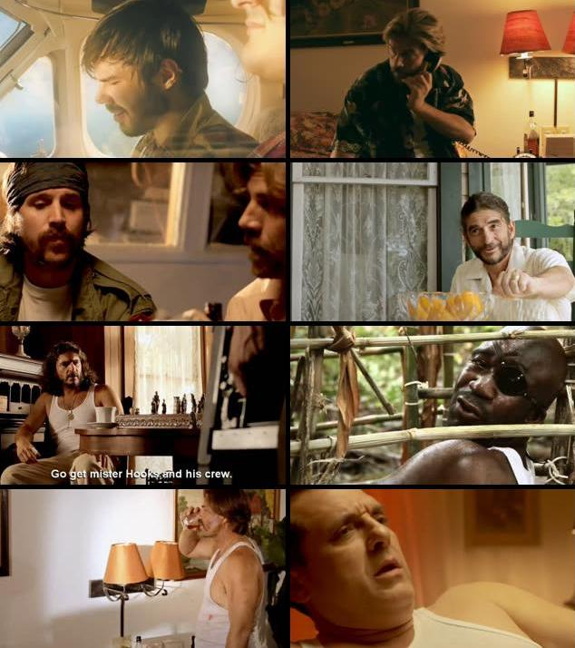 The Colombian Connection 2011 Dual Audio Hindi 480p BluRay