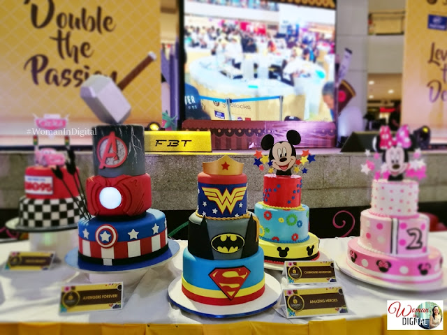 Goldilocks Intercollegiate Cake Decorating Challenge