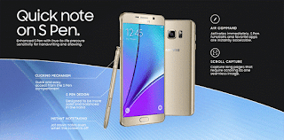 review samsung galaxy note 5