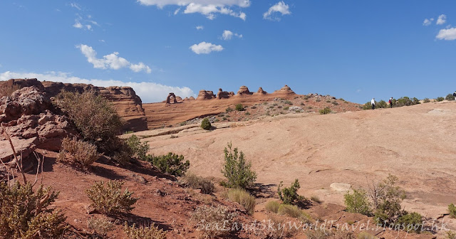 拱門國家公園 Arches National Park, Delicate Arch