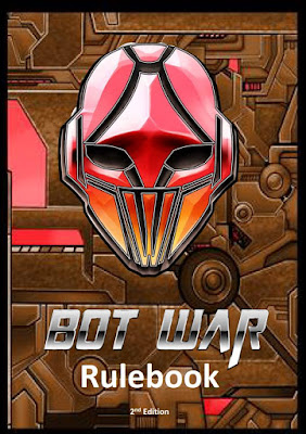 Bot War 2nd - What New from Traders Galaxy
