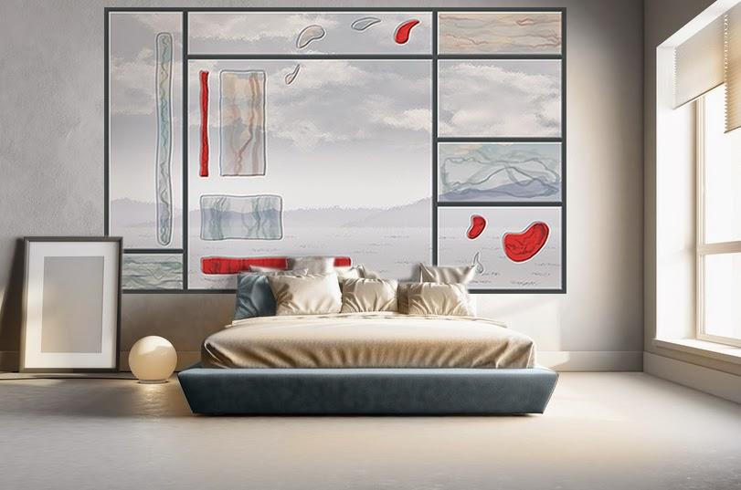 poster mural trompe oeil top rendez vous deco dcor mural ponton xm with poster mural trompe. Black Bedroom Furniture Sets. Home Design Ideas