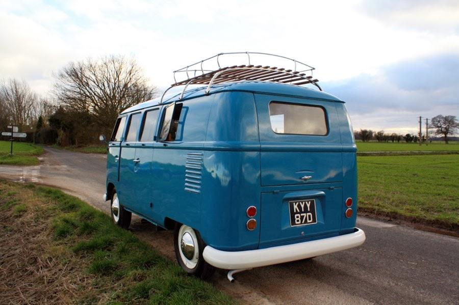 Australian 1960 Vw Split Screen Camper Van