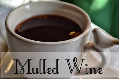 #mulledwine, #spicedwine, #holidaydrinks