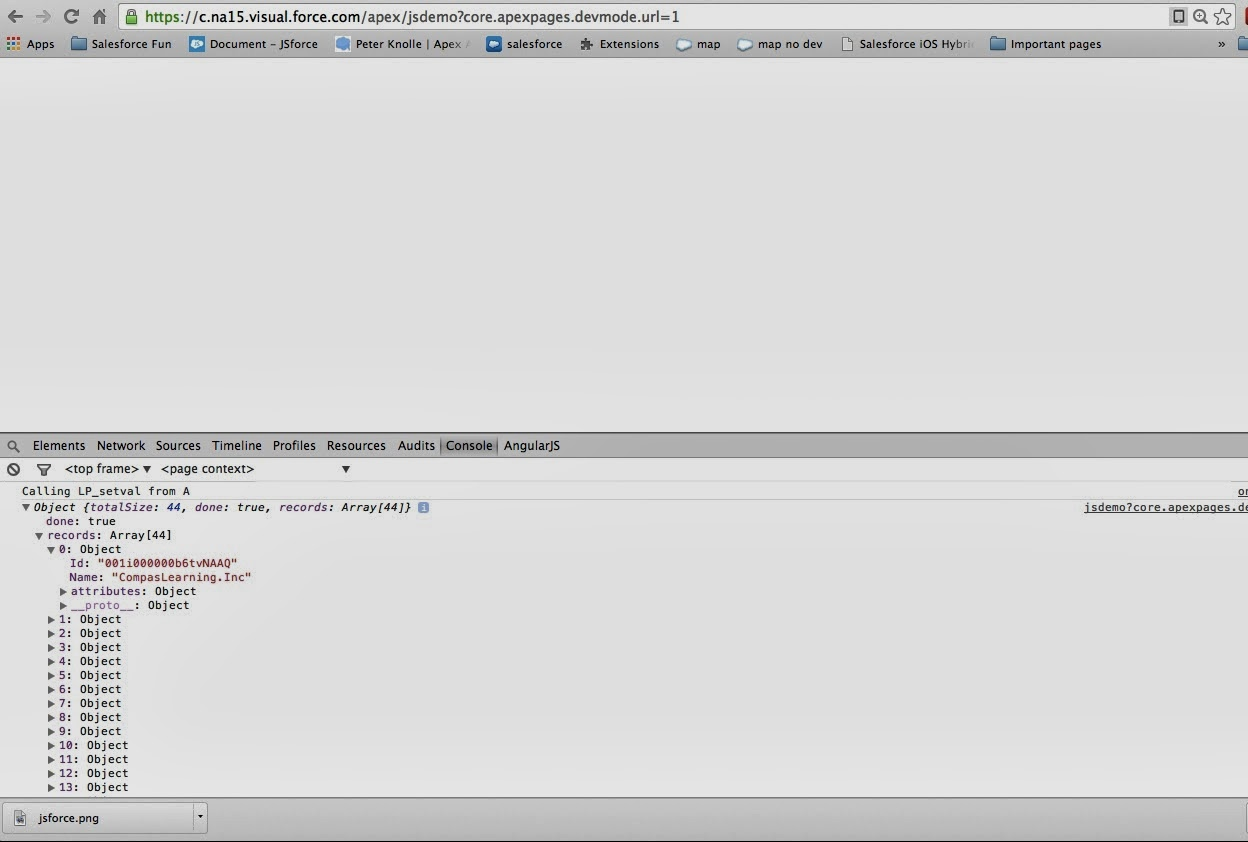 Multiple ways to use REST API with Salesforce - Oyecode