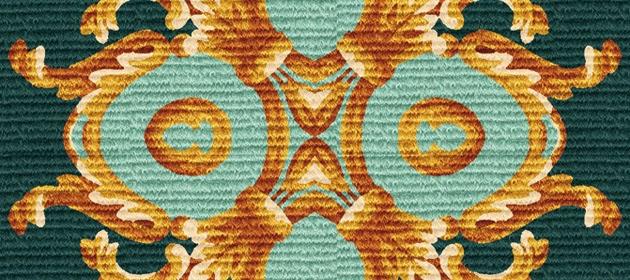 tissu abstrait
