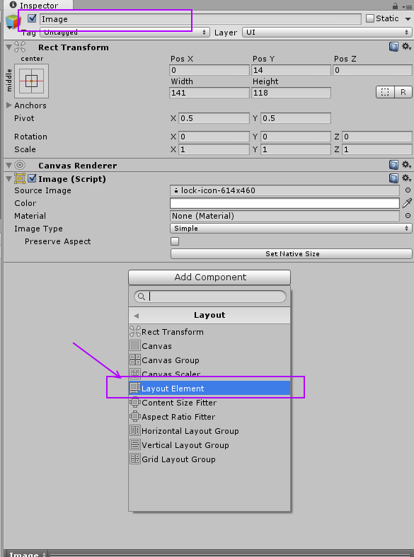 codingtrabla: Unity3D: Grid Layout Group - add cells in runtime