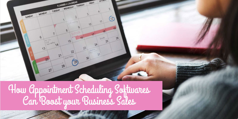 Appointment Scheduling Softwares Can Boost Your Business Sales