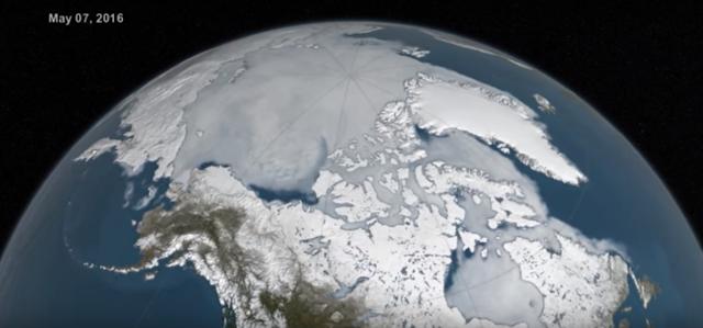 Kutub Utara Memang Mulai Mencair, Tapi ini Lebih Buruk Hingga Mengejutkan Para Peneliti