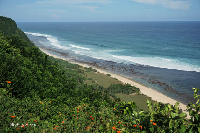 Nunggalan Beach Bali