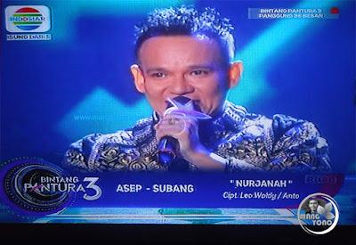 """Asep Subang Bintang Pantura 3 Babak 36, Grup 4. Lagu """"NURJANAH"""""""