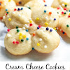 Cream Cheese Cookies Colour
