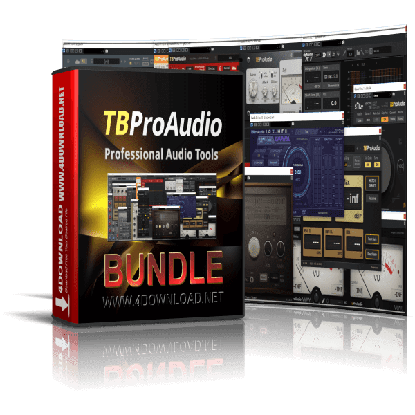 TBProAudio Bundle 2019.8 Full version
