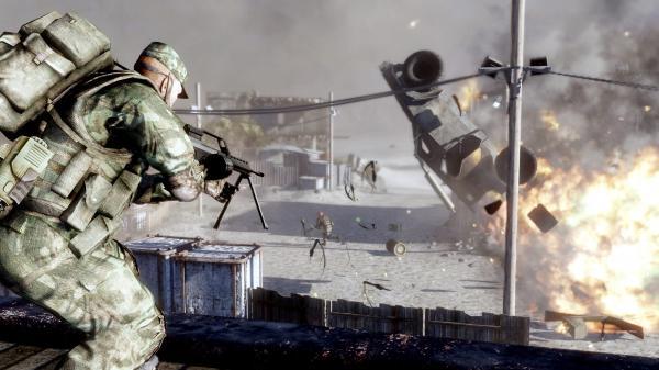 Battlefield Bad Company 2 PC Free Download Screenshot 1