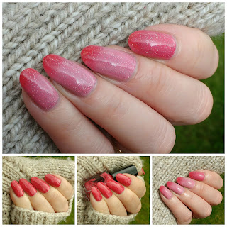 For Your Nails Only Strawberry Bellini