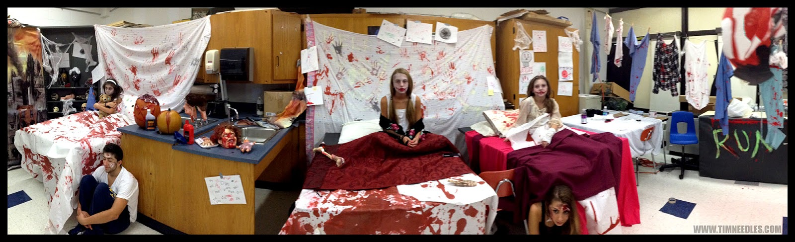 Halloween And Haunted House Room Design Ideas