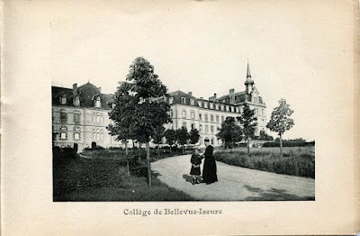 Photo de Moulins, Allier. Collège de Bellevue-Iseure