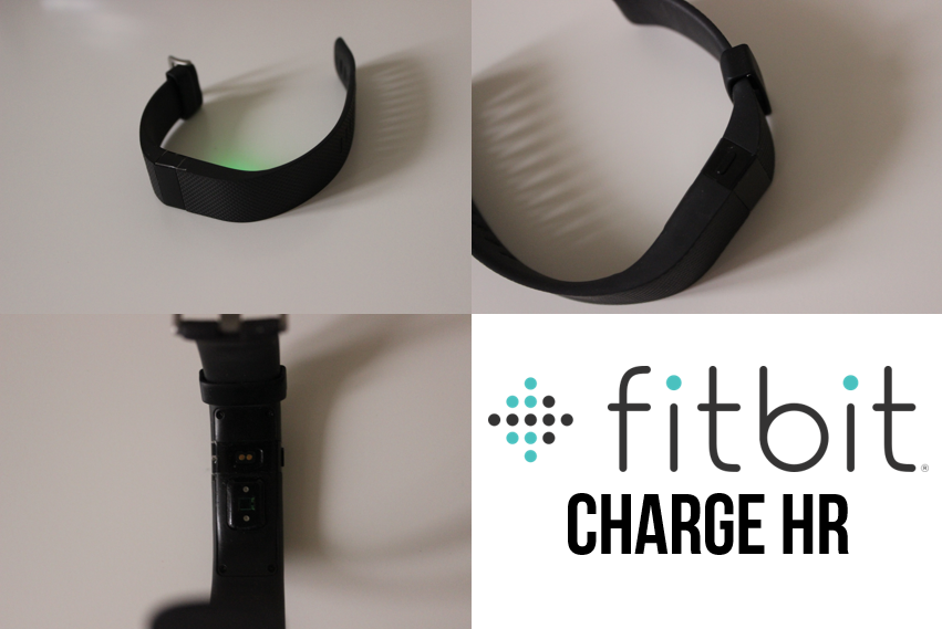 fit bit charge HR review