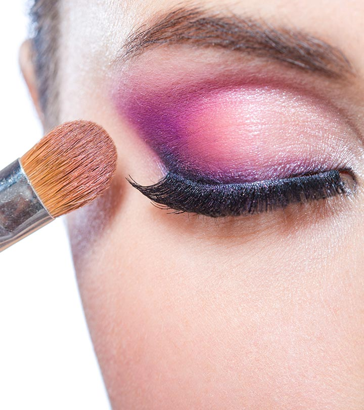 How To Apply Eye Makeup For Almond Shaped Eyes Beauty And Spa Tips