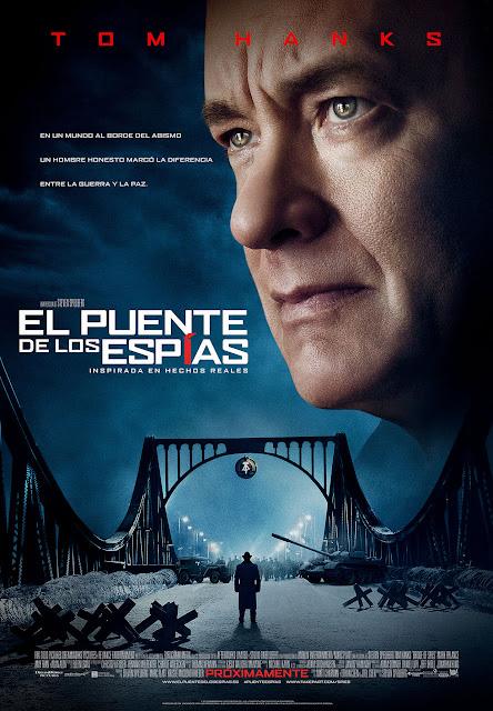 Cartel: El puente de los espías (2015)