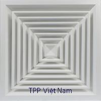 cửa gió khuếch tán - TPP