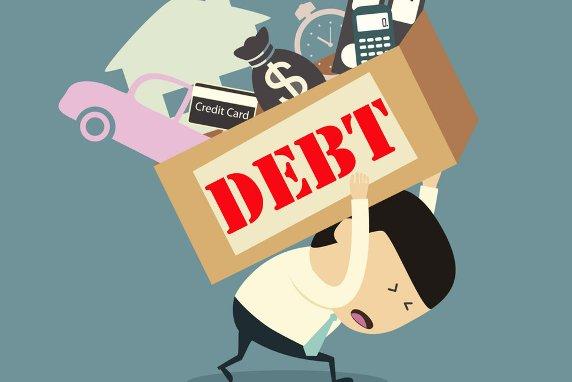 pinjaman hutang punca ramai muflis