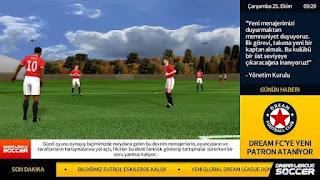 Download Dream League Soccer DLS 2018 v5.063 Mega Mod