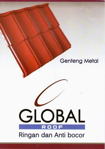 BROSUR GENTENG METAL GLOBAL